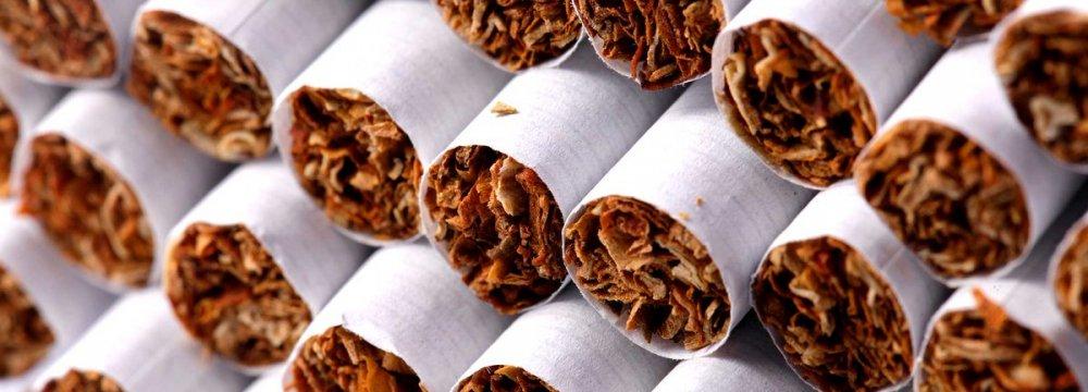 Iran: Cigarette Smuggling Halved