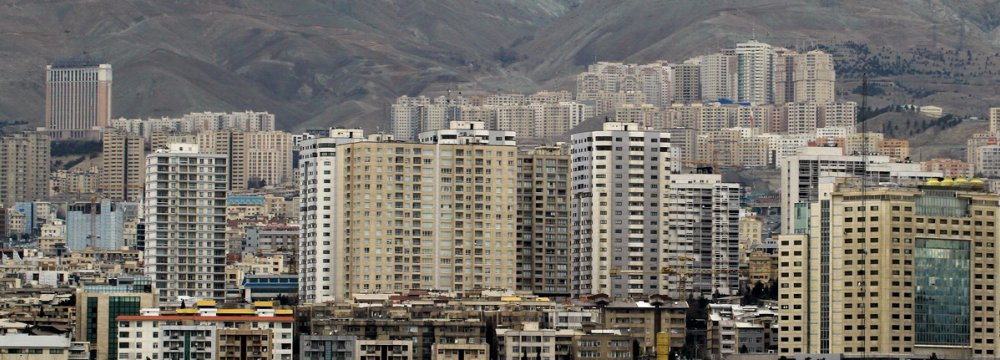 Tehran Home Sales Slump to Decade Low in One Month