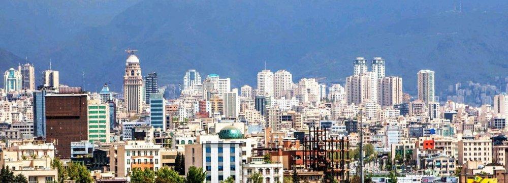 Tehran Home Deals Fall 53% as Prices Rise 91% (Nov 2018)