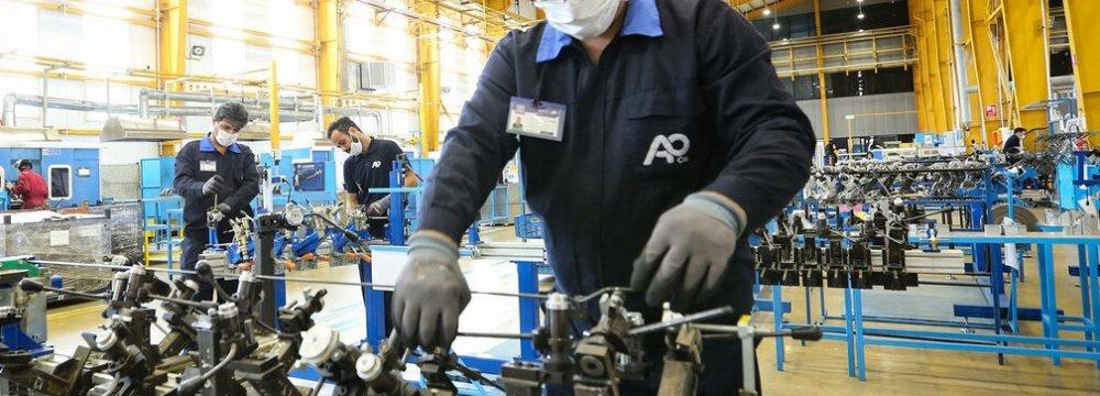 Iran's Q4 Business Environment Improves