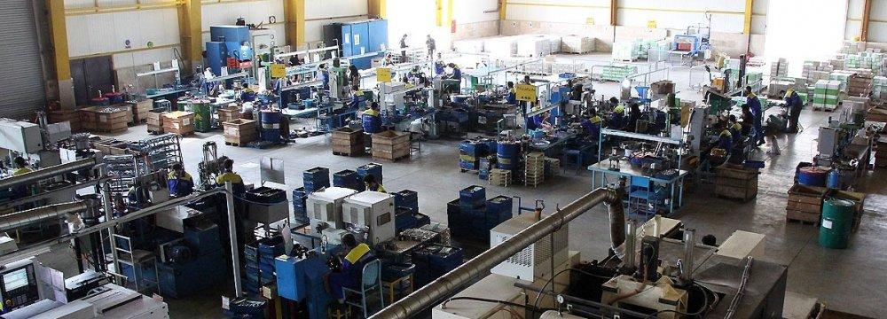 Industrial PMI Retreats in Month Ending Jan. 20
