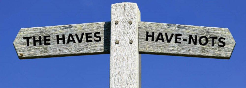SCI Report: Spending Inequality Widens Between Rich and Poor
