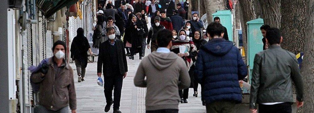 Iran: Following the Spread of Coronavirus 600,000 File for Unemployment