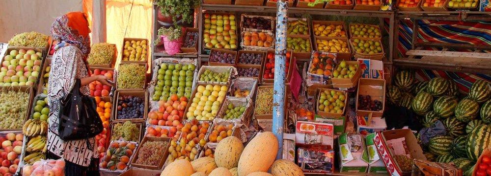Iran: SCI Surveys Retail Food Price Changes