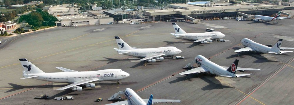 Domestic Air Passenger Traffic Declines by 42%
