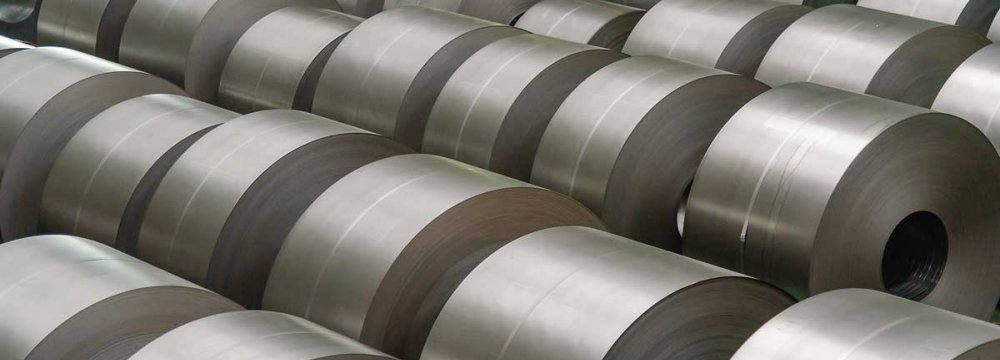 Significant Decline in Iran's Apparent Steel Usage