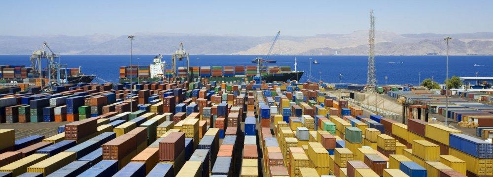 Trade With Neighbors Tops $2 Billion