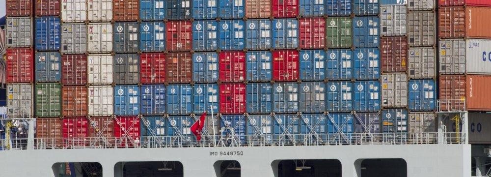 Iran's H1 Trade With CIS at $1.5b