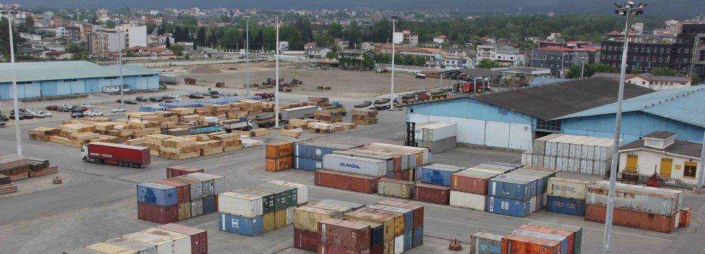 Iran's Trade With Eurasian Economic Union Hits $2.4b