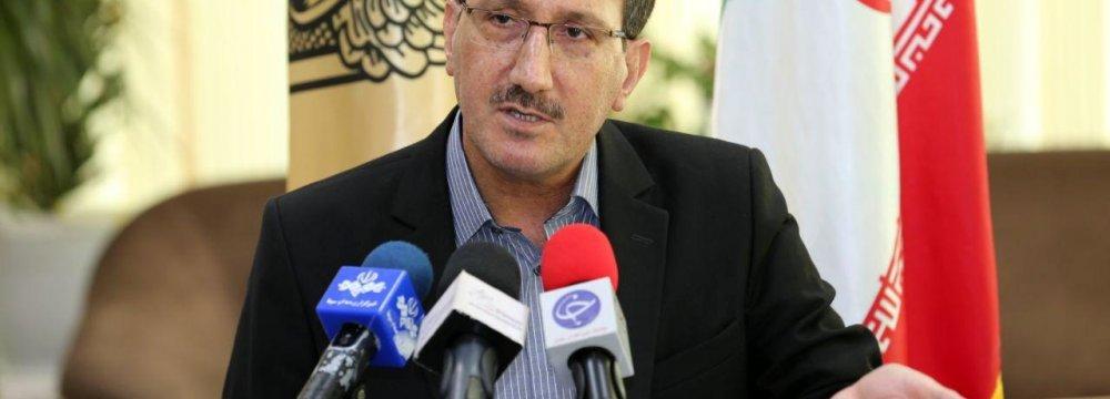 IRIR Chief Highlights Khaf-Herat Railroad's Transit Potential