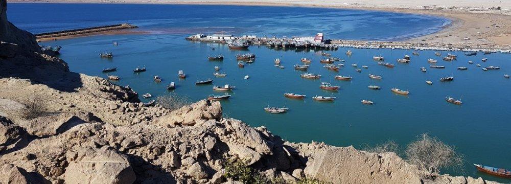 Iran to Build 2nd Oceanic Port Along Makran Coast