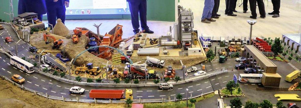 Tehran Hosting Third Int'l Exhibition of Transportation