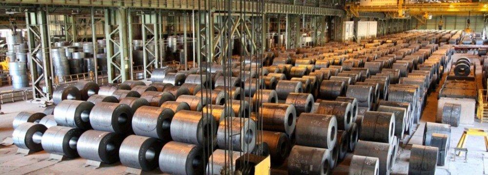 Iran Steel Exports Dip 4%, Imports Decline 53%
