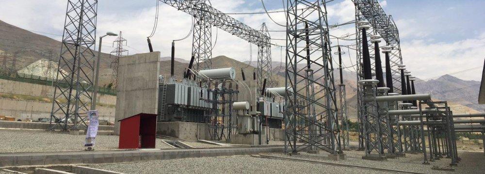 Tehran Blackouts  Decline