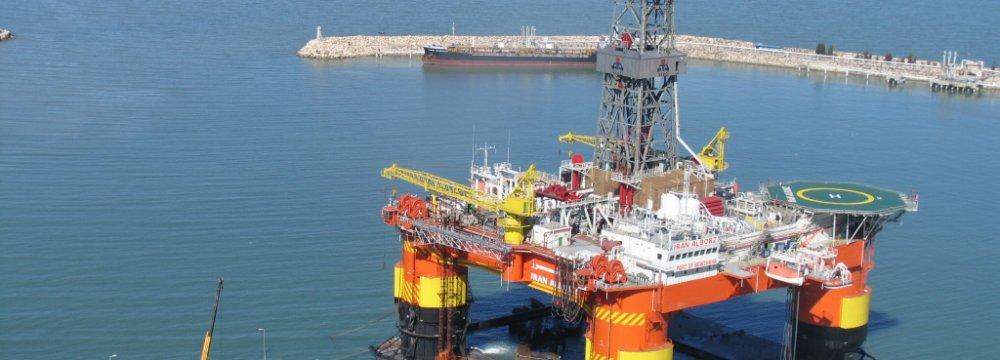 Norway's Offshore Resource Group has suggested refurbishing Amir Kabir Semi Submersible Drilling Rig.