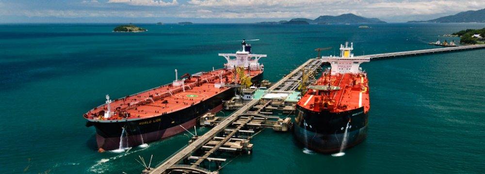 Condensate Export Down 40%