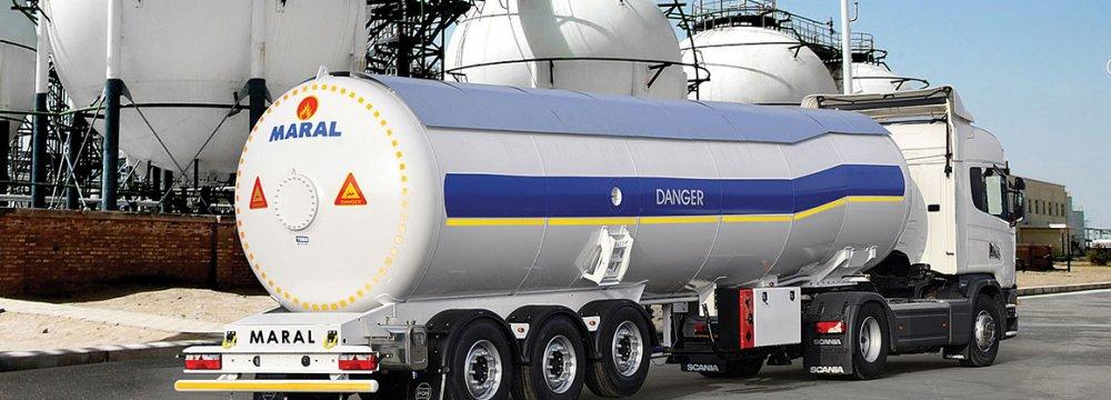 NIOC Facilitates  Condensate Delivery