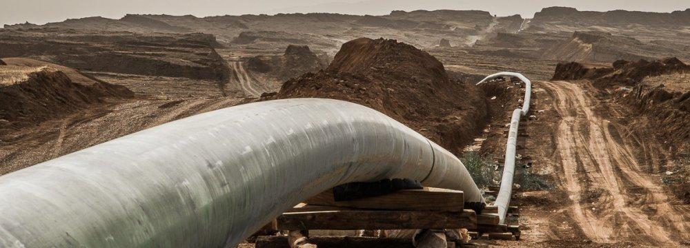 Weak Diplomacy Impedes Gas Export Development