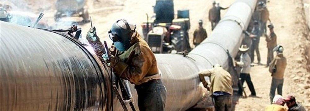 Zahedan Gas Grid to Expand by 350 Km
