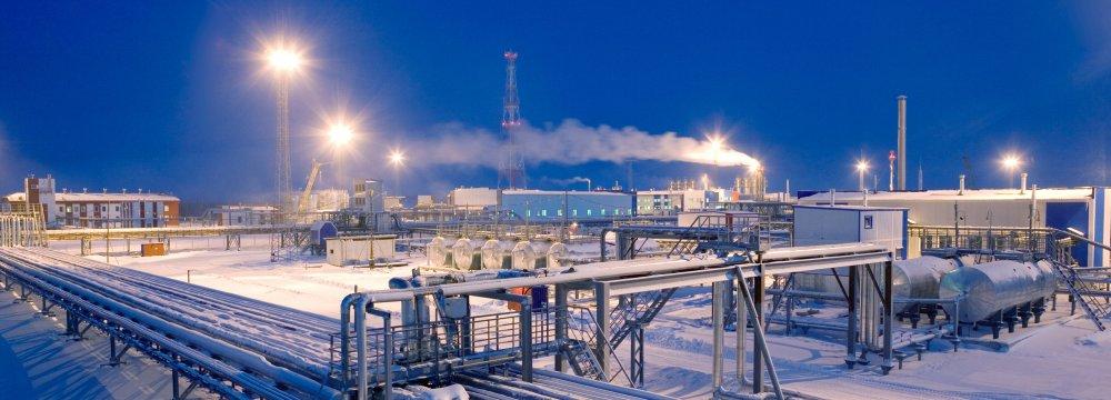 Natural Gas  Transmission  Up 9 Percent