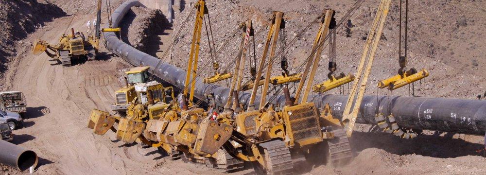 $30 Million for Mazandaran Gas Expansion  Scheme