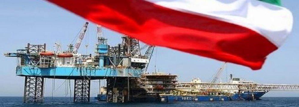 Iranian Crude at $76.6 pb