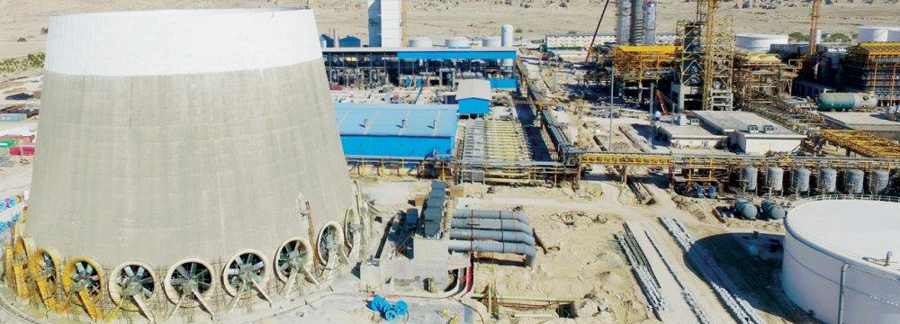 Kaveh Methanol Complex Starts Production