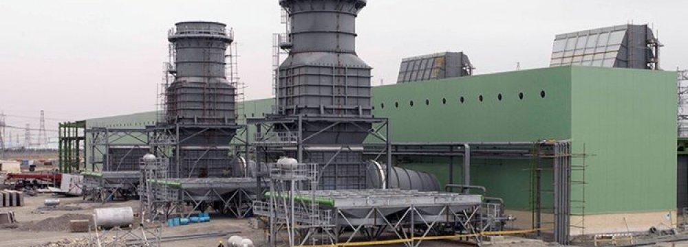 Mashhad Power Plant Efficiency to Increase