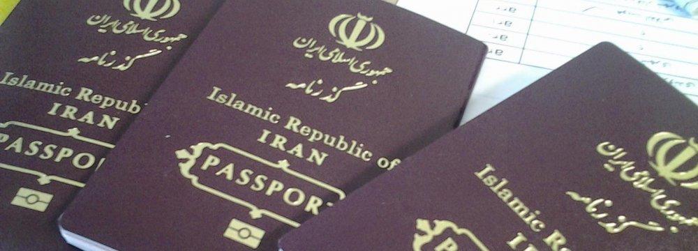 Iran Ranks 99th in Global Passport Index
