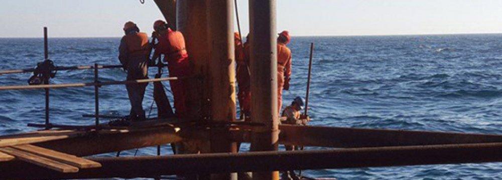 Studies on Well Securing in  N. Pars Gas Field Complete
