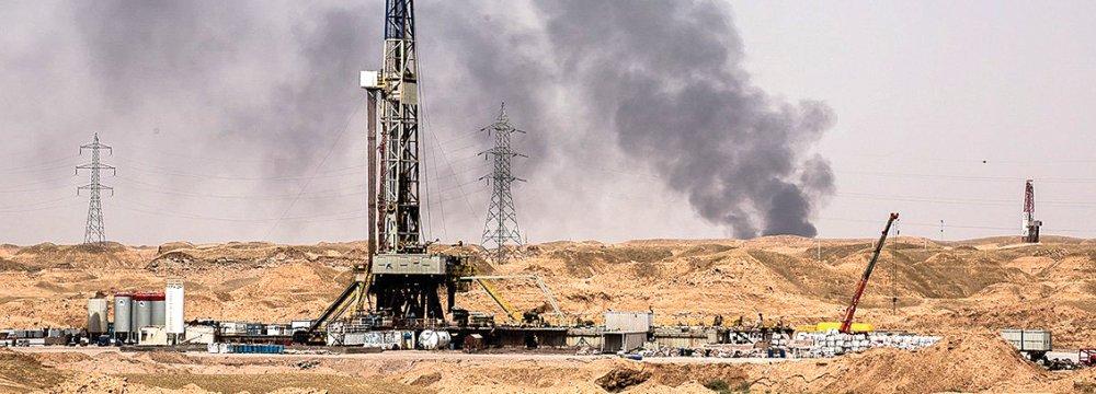Deal to Build Storage Units Near 3 Ahvaz Oilfields