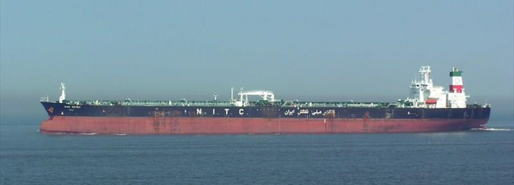 Crude Oil Exports at 2.3 Million bpd