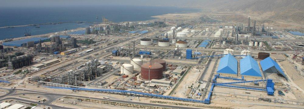 MAPNA to  Build Petrochem,  Power Plant in Parsian SEZ