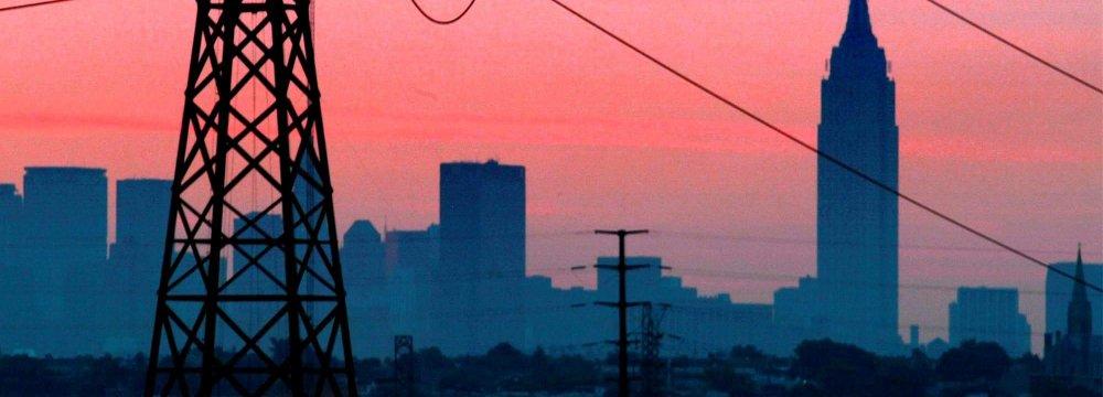 Annual Peak Power Demand  to Increase