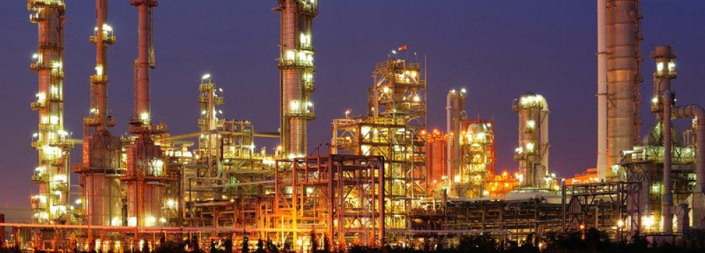 Petrochem Development Will Help Mitigate Sanctions Effect