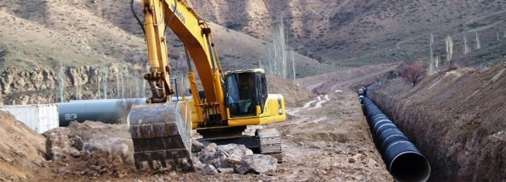 Over $230m Allocated for New Water Projects