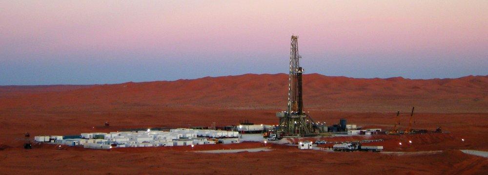 West Karun Oil Output to Reach 1.2 Million bpd