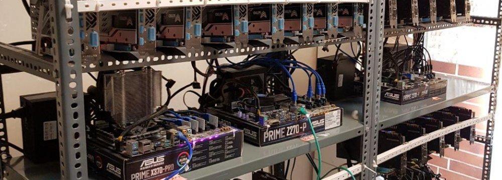 Industries Ministry: Cryptomining Capacity Near $1.4b