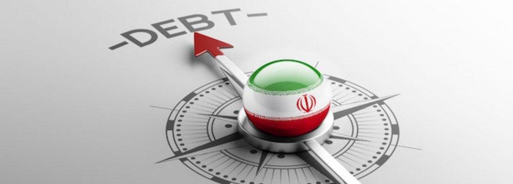 Iran's External Debt Is $8.6b, Assets $54b