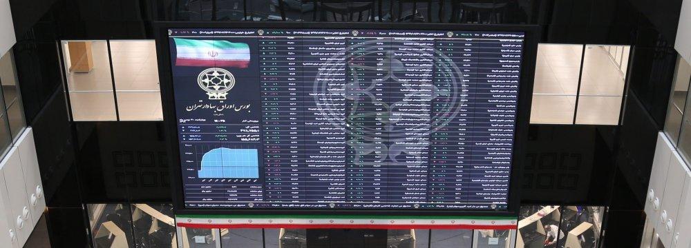 Stock Market Loss Mounts