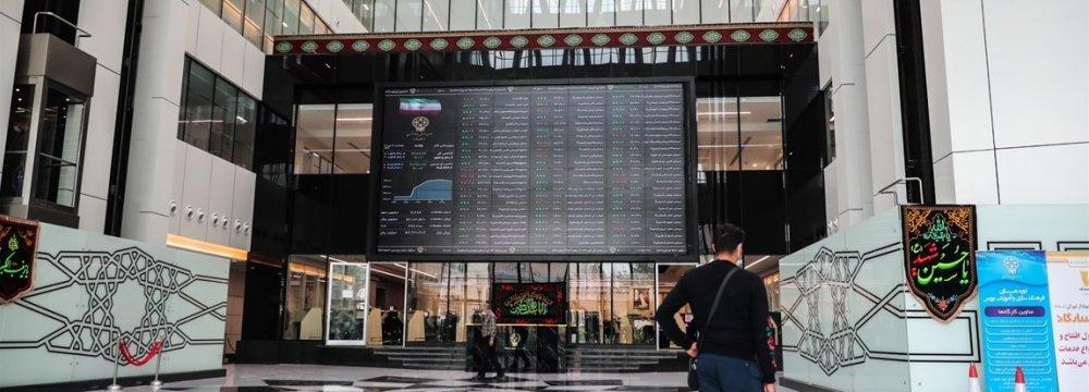 Tehran Stocks Plunge 2%