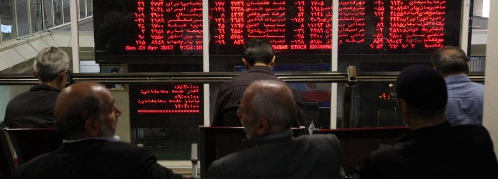 Tehran Stocks Continue Losing Streak