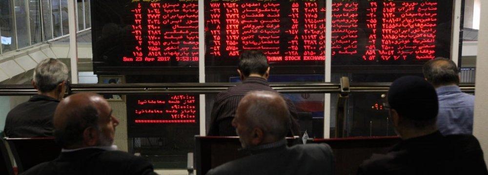 Tehran Stocks Keep Climbing