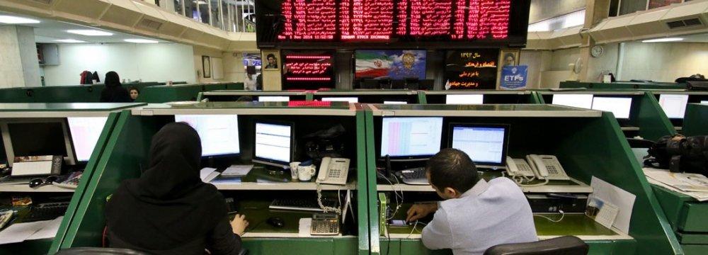 Tehran Stocks Continue Rally