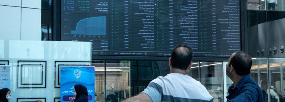 Tehran Stocks Closes 2% Lower