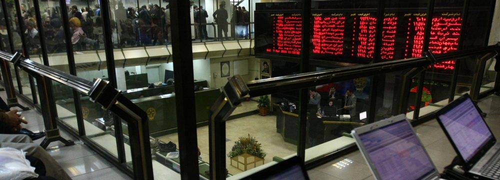 Banks Lift Tehran Stocks