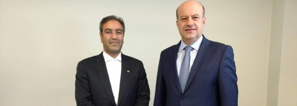Iran's Securities and Exchange Organization Chief Visits Montenegro