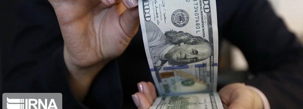Currencies Retreat in Tehran Market