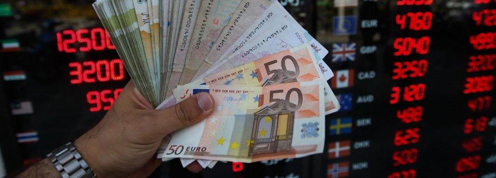 Iran Currency Market Gearing Toward Euro
