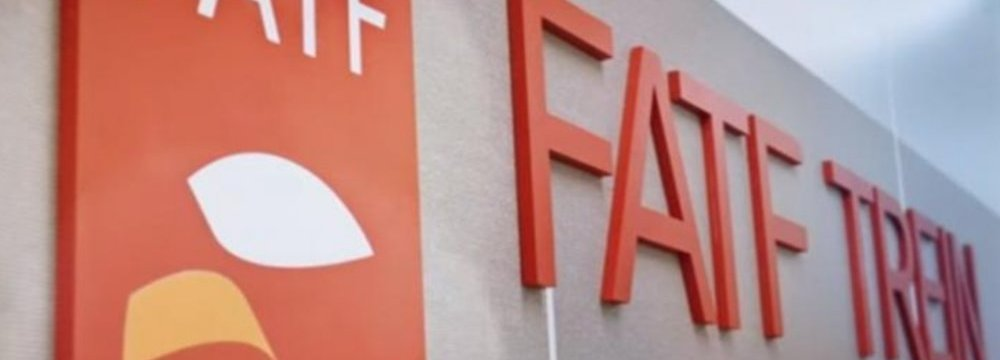 Gov't Again Appeals for FATF Compliance